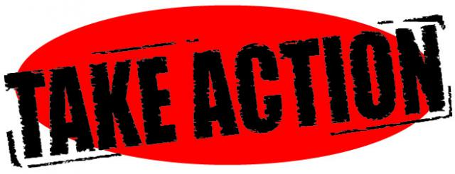 take action action church